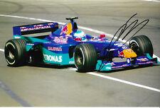 "Mika Salo ""Sauber"" Autogramm signed 20x30 cm Bild"