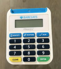 More details for barclays pinsentry security banking pin sentry bank card reader
