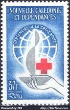 NOUVELLE CALEDONIE CENTENAIRE DE LA CROIX ROUGE N° 312 NEUF ** SANS CHARNIERE