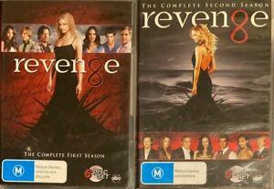 Revenge : Season 1 & 2 (DVD, 2012, 12-Disc Set)