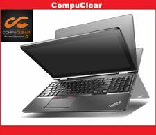 """Lenovo Yoga 12  12.5"""" Laptop, i3 2.0GHz, 4GB RAM, 516GB SSD, NO OS Touch REF E15"""