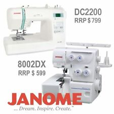 Free Arm Computerised Craft Sewing Machines