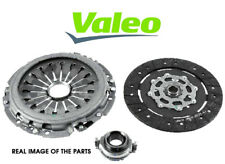 VALEO BRAND NEW 3 PIECE CLUTCH KIT COVER - PLATE - BEARING 828063