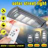 2400W 240000LM LED Solar Street Light Motion Sensor Wall Lamp Blub Garden Remote
