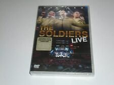 THE SOLDIERS Live DVD (Region 2) NEW & SEALED Coming Home Hero Tears In Heaven