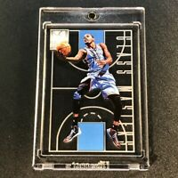 KEVIN DURANT 2012 PANINI ELITE #3 GLASS MASTERS ACETATE INSERT CARD NBA KD