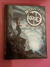 MONTE COOKS WORLD OF DARKNESS - RPG COMPLETE GAME HARDBACK ROLEPLAYING ROLEPLAY
