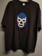 El Santo, Blue Demon Lucha Libre Shirt