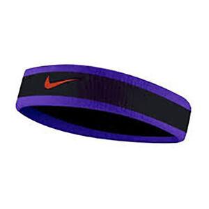 New Nike Swoosh Headband Tennis Federer Rafa Nadal Sport Black/Purple