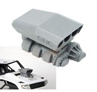 1/10 Rc Car Body-Shell Intake Blower For Tamiya Axial Kyosho Thunder Tiger Arrma