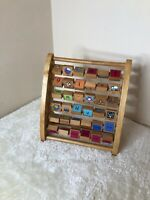 Vintage ELC Classics ABC-123 Abacus - Toy With 36 Letter and Number Tiles Retro