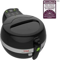 T-fal GH810 Actifry 1kg Low Oil Air Fryer,with Timer, Automatic stirring paddle