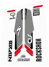 ROCKSHOX SID Brain SPECIALIZED Fork Sticker / Decal Set