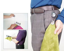 Microfiber Golf Towels Club Ball Cleaner Cleaning Easy Attach Caddy Bag & Belt