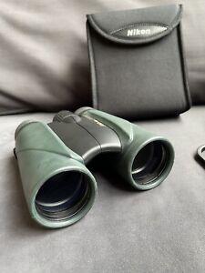 "Nikon Sporter EX 10x42 Binoculars - With Pouch ""Excellent Condition"""