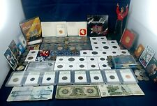 US Coin Collection Lot Silver, Kennedy's, West Point, Silver Dimes,Buffalo +