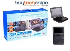 "Laser DVD-PT-7B 7"" DVD Player -MR DVD, USB. Incl remote. MP3/MP4/DIVX"