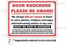 Funny Novelty sign,NO SOLICITING, HUMOR, FUNNY SIGN, HOME DECOR, METAL SIGN
