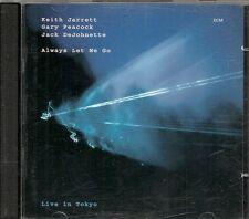 2 CD ALBUM--KEITH JARRETT & GARY PEACOCK & JACK DEJOHNETTE--LIVE IN TOKYO 2001