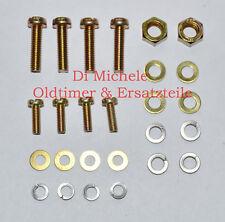 Tornillo Para 40 Dcn Weber Carburador, 1-4 Sets ,Screw-Set, Ferrari, Fiat