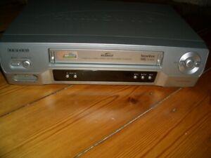 Samsung Videorecorder VHS SV-665X 6 Kopf Hi-Fi Stereo VPS/PDC 16:9 Anleitung!!!