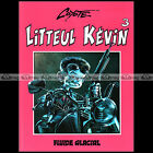 BD Moto ★ LITTEUL KEVIN ★ Tome 3 (COYOTE) - Editions FLUIDE GALACIAL (1995)