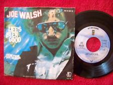 Joe Walsh - Life´s been good / Theme from boat weirdos     German Asylum 45