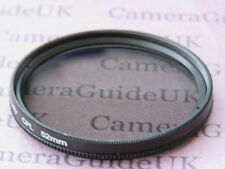CPL 52mm Polarising Filter For Panasonic,Sigma,Samsung,FujiFilm,Nikon,Sony Lens