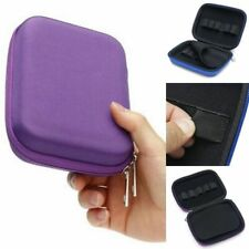 10 Bottles Essential Oil Box Storage Mini Carrying Case Holder Bag Accessories