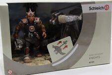 Schleich 42101 - Balliste mit Waffenmeister zum Spielen und Sammeln, Bullmeras