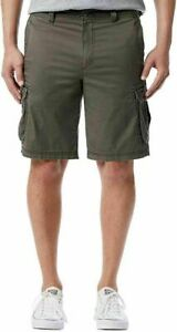 NEW Men's Unionbay Cargo Shorts Flex Waist Stretch Fabric Variety Utility
