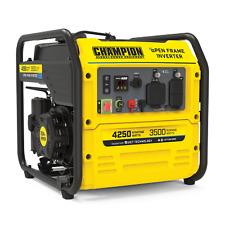 200955- 3500/4250w Champion Digital Hybrid Inverter Generator - NEW