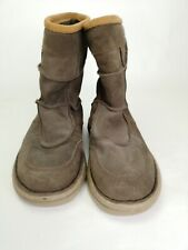 Ladies Suede Warm Lined Boots By O Neill Size US 7.5, UK 5.5