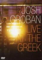 Josh Groban - Live at the Greek (DVD + CD) - DVD - VERY GOOD