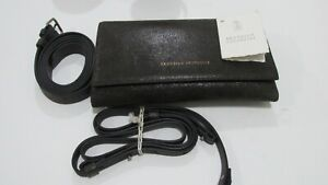 Brunello Cucinelli 100% Leather Shoulder Bag , NWT$1595