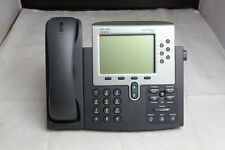 Lot Of 10 Cisco Cp 7961g Ge 6 Line Gigabit Ip Business Office Phones