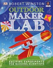 Outdoor Maker Lab by Robert Winston