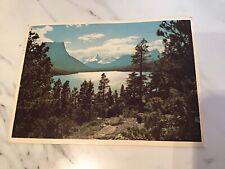 Vintage Postcard 1984 Glacier National Park Montana