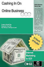 NEW Cashing In On Online Business: Internet Marketing To Go! by Jinger Jarrett