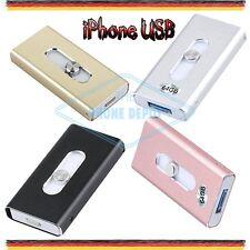 32GB-256GB iFlash USB OTG Speicherstick Für iPhone 7 6S 6 Plus 5 5S 5C