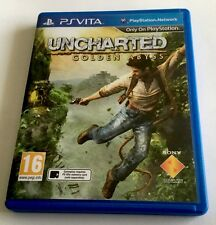 PlayStation Vita Game:Uncharted: Golden Abyss (PS Vita). FREE POSTAGE & PACKING!