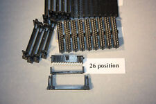 26 Pin female IDC Connector 10 Pcs. made by Rapid Conn