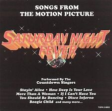 Saturday Night Fever: Songs from the Motion Picture by The Countdown Singers