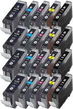 20 TINTE PATRONE für CANON PIXMA MX700 MX850 MP600r MP800r IX4000 IX5000 PRO9000