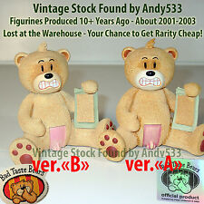 Bad Taste Bears MIB 37 Archibald Var.A Vintage Out of Production Retired
