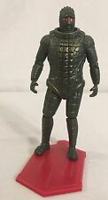 "Doctor Who 3.75"" Ice Warrior Action Figure complete 3 3/4"" underground toys"
