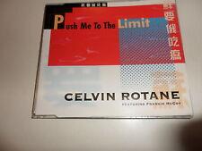 CD CELVIN rotane traete Frankie McCoy – Push Me To The Limit