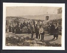 Antique Russian Photo of Grand Duke Konstantine 3 Murdered Sons Chersonesus 1911