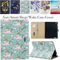 """For iPad 5th 6th 7th 8th Gen Air Pro 9.7 10.5 11 Mini 7.9"""" Case PU Leather Cover"""