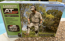 Garrett At Max waterproof Metal Detector with Z-Lynk wireless headphones